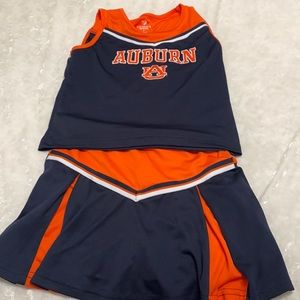Colosseum Auburn Tigers Cheerleader Outfit